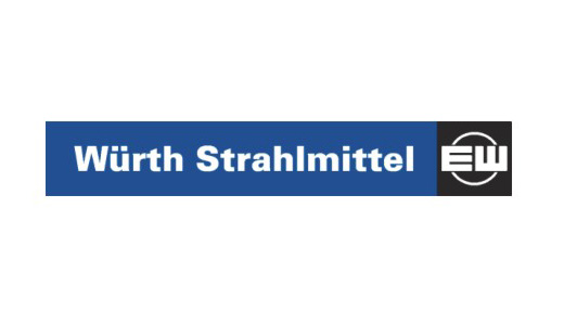 Würth Strahlmittel Logo